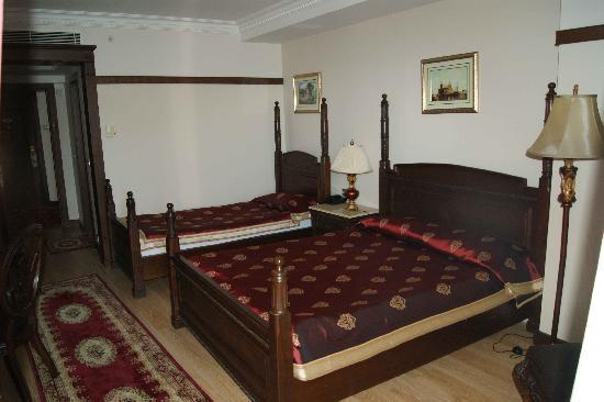 Delphin Palace Hotel: CHAMBRE