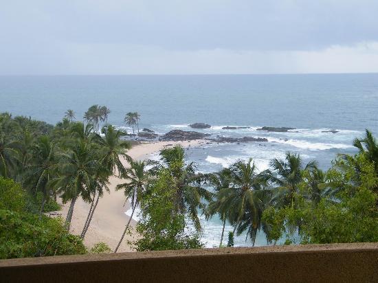 Eva Lanka Hotel: vista dalla camera