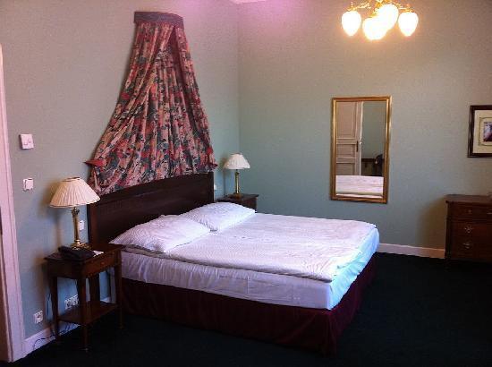 Hotel Liberty: Bedroom