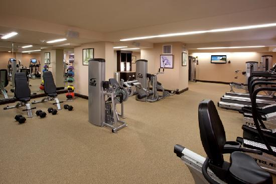 Wyndham Deerfield Beach Resort: Fitness Center