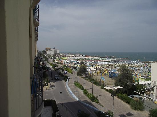 Hotel Alba: vue de la chambre