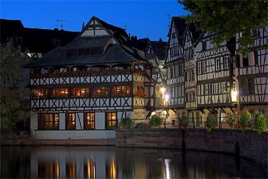 Strasburg, Francja: La maison des tanneurs
