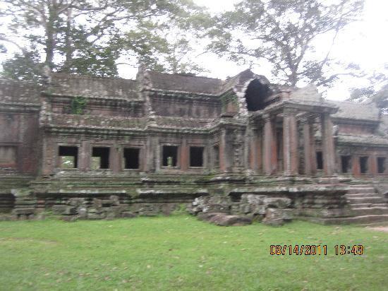 รีสอร์ท&สปาโบเร อังกอร์: The Temples of Siem Reap