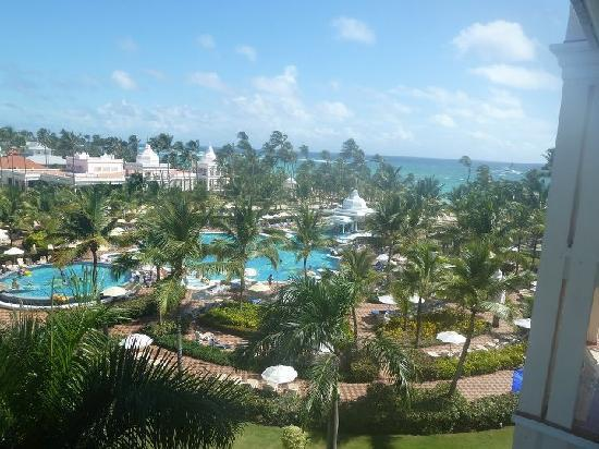 Hotel Riu Palace Punta Cana: View of the Grounds.