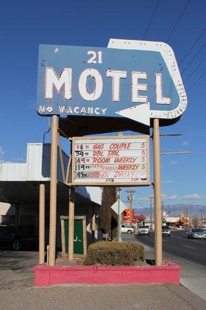 Motel 21 Albuquerque