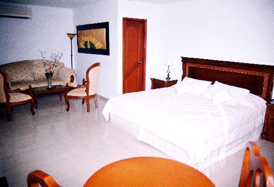 Monteria, Колумбия: habitacion doble