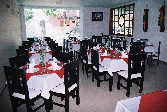 Monteria, Колумбия: restaurante