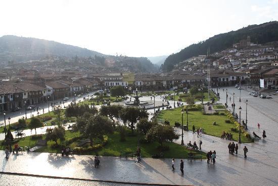 จตุรัสอามาส: Cusco Plaza de Armas