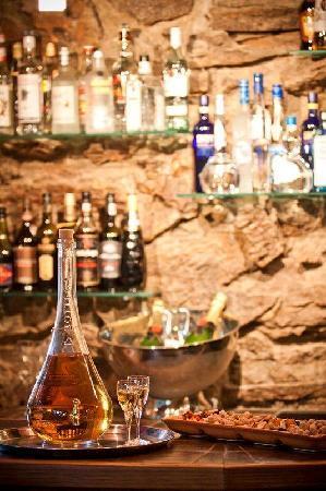 Idwala Boutique Hotel Johannesburg: Bar at Idwala