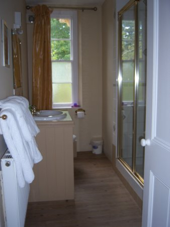 Albert Cottage Hotel: Nice shower room