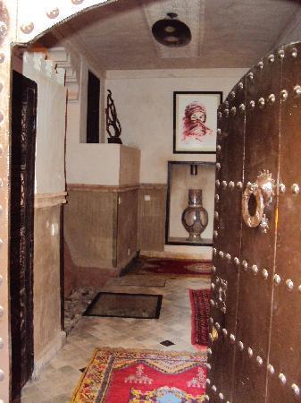 Les Sources Berberes Riad & Spa: Hall d'entrée