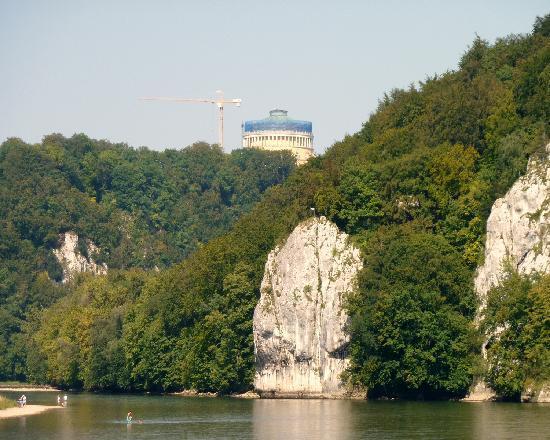 Donaudurchbruch: Schöne Aussicht