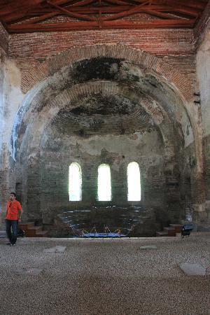 Iznik, Turquía: ST. SOPHIA CHURCH - ORHAN MOSQUE