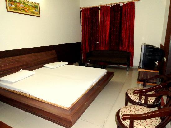 Hissar, India: Room