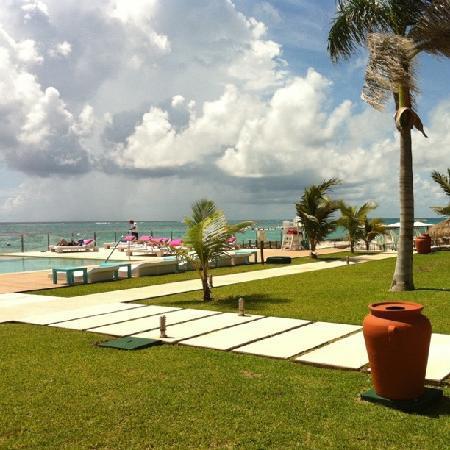 Club Med Cancun Yucatan: Jade pool