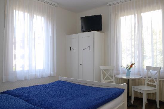 Hotel Alphorn: Einzelzimmer
