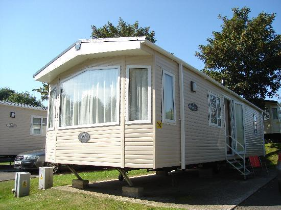Waterside Holiday Park & Spa: Our Holiday Home