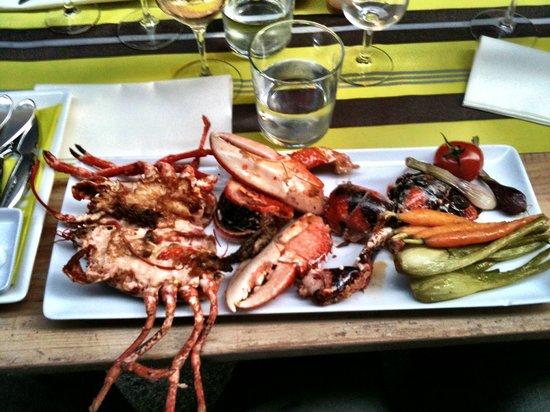 Al Tres : Lobster