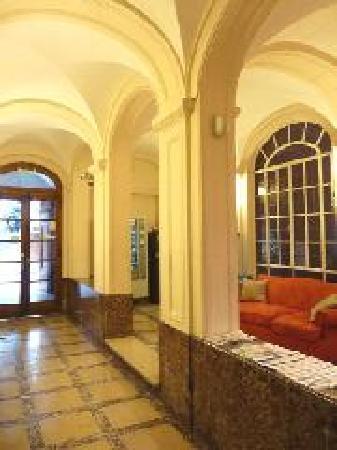 Hotel Lion d'Or: Lobby