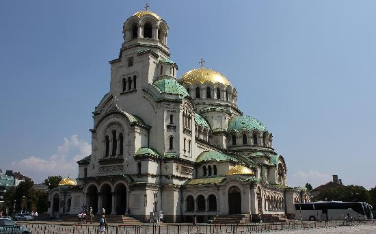 Iglesia de Alexander Nevski: Alexander Newski Kathedrale_2