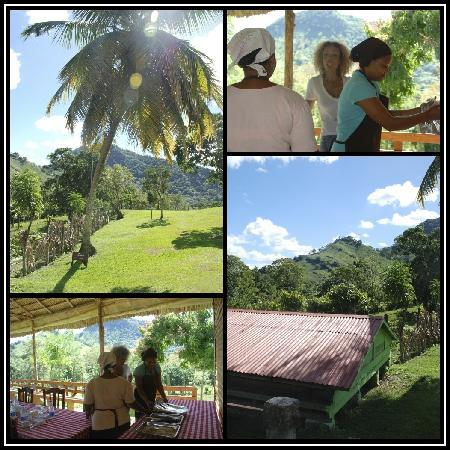 The Private Chocolate Tour: Rural area