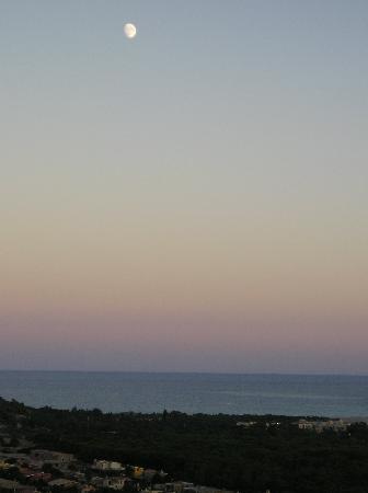 Residence la Chimera: tramonto alla chimera