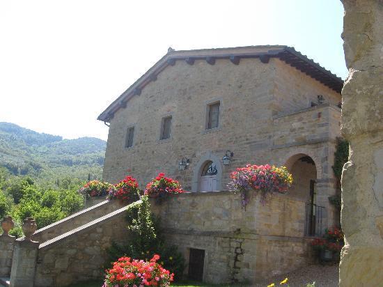 Casa Portagioia: The main building.