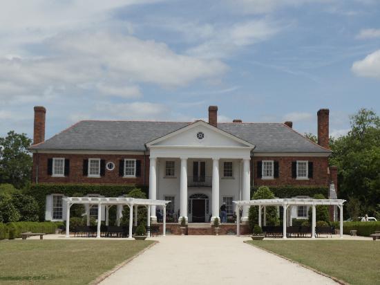 Boone Hall Plantation: Plantation House