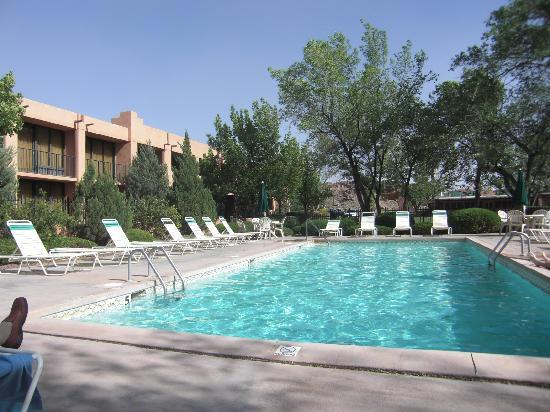 Holiday Inn Canyon de Chelly: Hotelpool