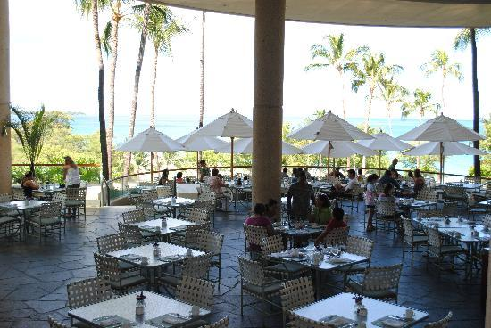Breakfast Buffet Area Picture Of The Westin Hapuna Beach