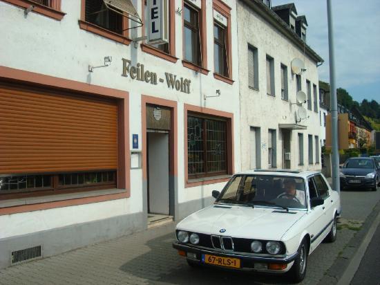 Hotel Feilen Wolff : Outside