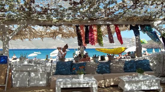 Panormos, Grecia: Restaurant
