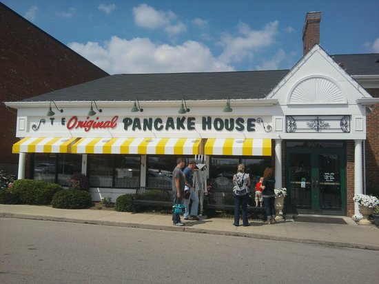 Original Pancake House : Don't let the lines scare you away, its worth the wait!