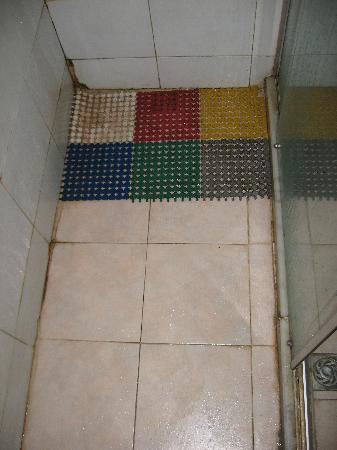 Dreams Travel Hostel Beijing South Main Street: Toilet