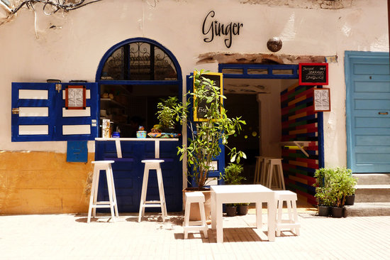 Ginger Cafe : Sunny and chilled atmosphere
