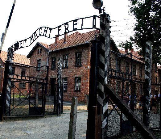 Where Was The Auschwitz Camp Located: Auschwitz Concentration Camp