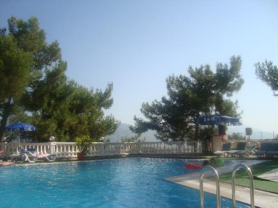 Pine Club: more pool area