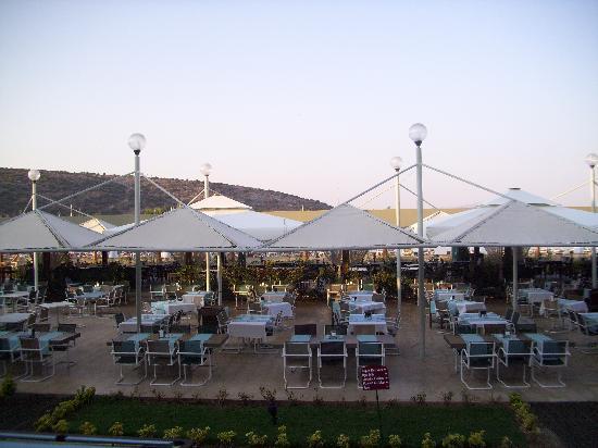 Ambrosia Hotel: Dining Area @ Ambrosia