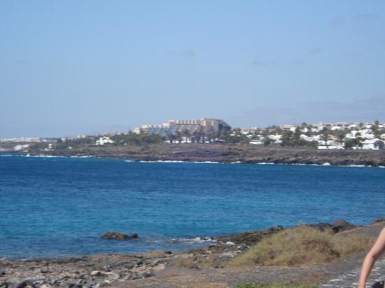 Hotel Coronas Playa: Beach