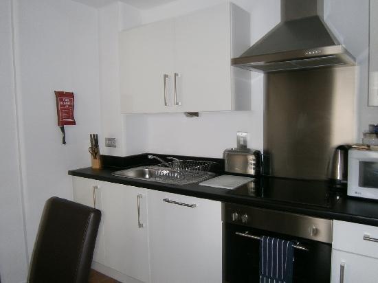 BridgeStreet at Liverpool ONE: Kitchen Area