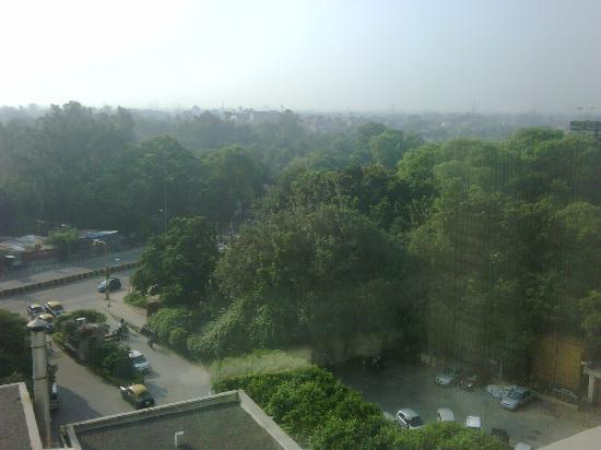The Oberoi: From the window