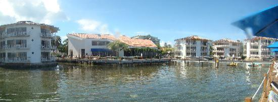 Decameron Aquarium - Panoramica