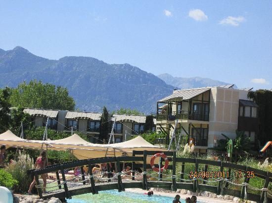 Limak Limra Hotel & Resort: one if the amazing views