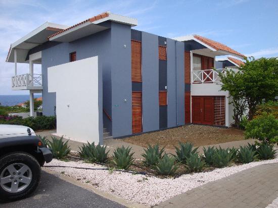 Boca Gentil Villas & Apartments: Fachada de la Villa