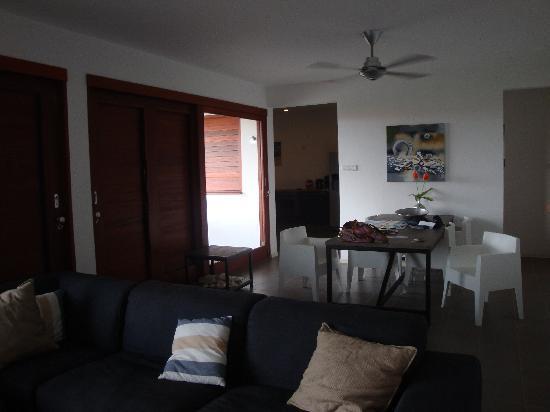 Boca Gentil Villas & Apartments: Sala Comedor