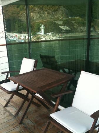 Mudanya, Turquie : balcony