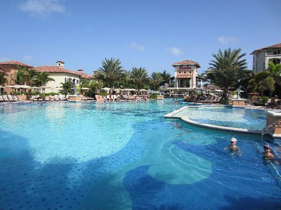 Beaches Turks & Caicos Resort Villages & Spa: italian village pool great but no action. I think french village pool is supposed to be more ent