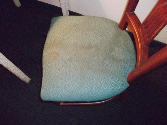 Country Inn & Suites By Carlson, Chattanooga I-24 West: Disgusting chair in our room.