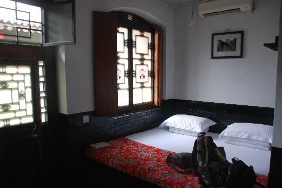 โรงแรมปิงเหยา ยี่เต: Stanza di albergo