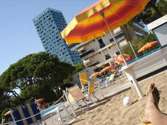 Park Hotel Bertha: agosto 2011